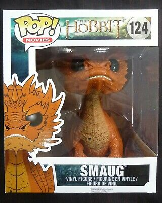 The Hobbit - Pop! - grand Smaug (15 cm) - Funko