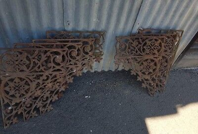 Victorian Cast Iron   Lace work