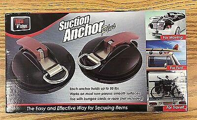 Suction Anchor Plus Easy Car Van Truck Super Suction Cup Anchors for Moving