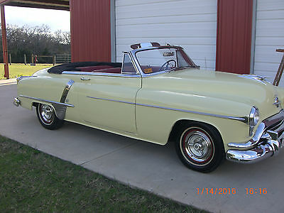 1951 Oldsmobile Eighty-Eight Super 88 Convertible 1951 Oldsmobile  Super 88  Convertible