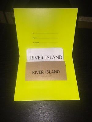 River Island Gift Card £65 Valid for 24 months!