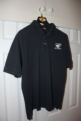 Instructor Shirt US Navy Sea Cadet Corps LOGO USNSCC USN 2XL Black