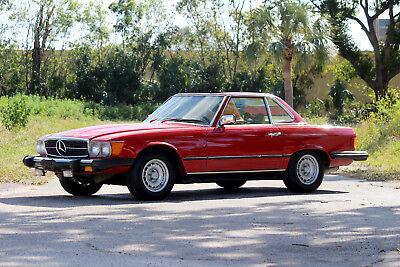 1976 Mercedes-Benz SL-Class  1976 MERCEDES BENZ 450SL R107 with 99,515 Original Miles