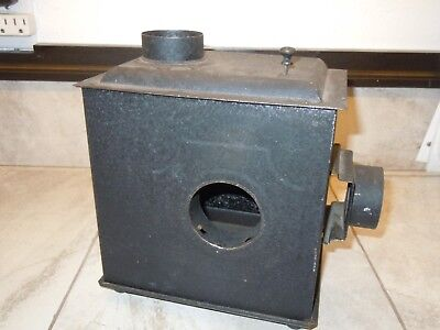 Antique Magic Lantern, made in Germany