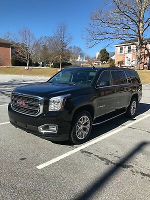 2015 GMC Yukon SLT 2015 GMC Yukon XL SLT 4WD LOADED