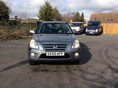 Honda 2006 cr-v i-ctdi  executive 2204cc diesel 6speed 100% reliable