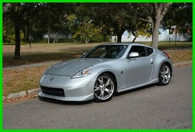 2009 Nissan 370Z NISMO 2dr Coupe 2009 NISMO 2dr Coupe Used 3.7L V6 24V Manual RWD Premium
