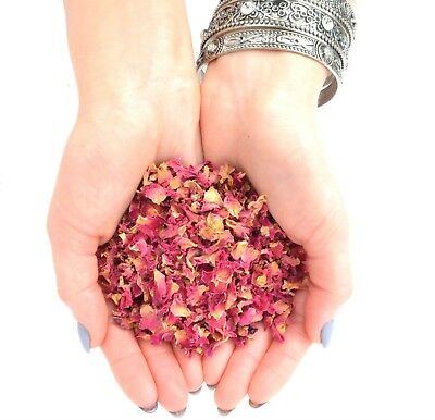 Dried Rose Petals - Tea, Tincture, Infusion, Cake Decor, Cooking, Edible Flowers