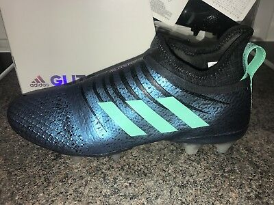 reputable site 66ff8 9ccd3 adidas glitch football boots uk 8 just arrived new 1x inner and 1x outer  skin