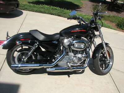 2012 Harley-Davidson Sportster  2012 Harley-Davidson XL883L SuperLow Sportster in Ex. Cond. with Low Miles