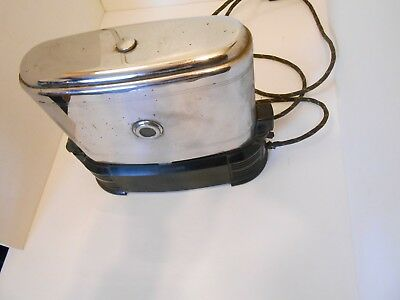 Vintage Toast O Lator Toaster Serial 3 49 Working Condition