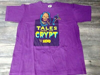 Vintage HBO Tales From the Crypt T-Shirt  Size XL