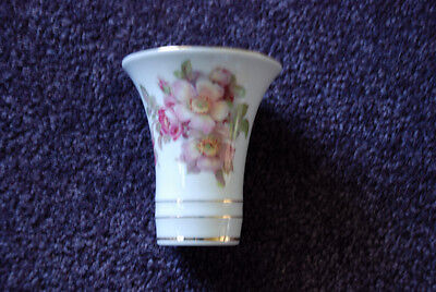 Schumann Small Vase from Germany - Wild Rose
