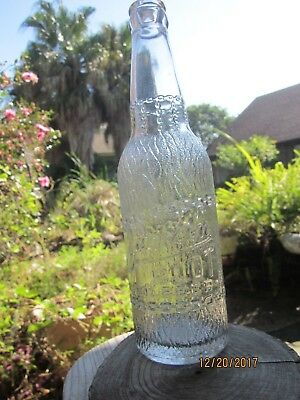 """NEW ORLEANS """"JACKSON ROOT BEER"""" (picture) SODA BOTTLE"""