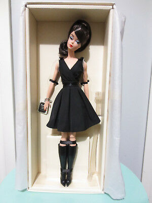 Barbie Doll Fashion Model Collection - Classic Black Dress