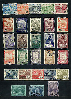 PORTUGAL _ 1924 'CAMOENS' 28 _ mh-used ____(519)