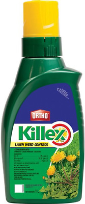 Sale Tax FREE 1L Ortho Killex Lawn Weed Control Concentrate Solution Herbicide