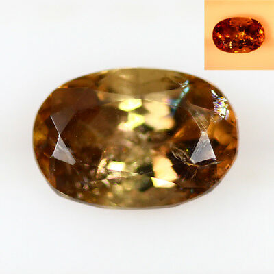 3.840 Ct  Earth Mined Unique Dazzling 100% Natural Dancing' Color Change Axinite