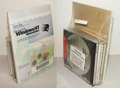 Microsoft Windows NT Workstation 4.0 Software -unused-
