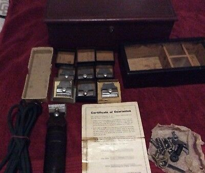 Very  Rare Working (Antique) 1935 German (Aesculapius) (Hair Clippers) Access