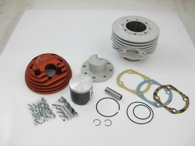 "Zylinder Kit 135ccm "" Parmakit SP09 Oval Racing "" 58/97 Side Aluminum Vespa PV ,"