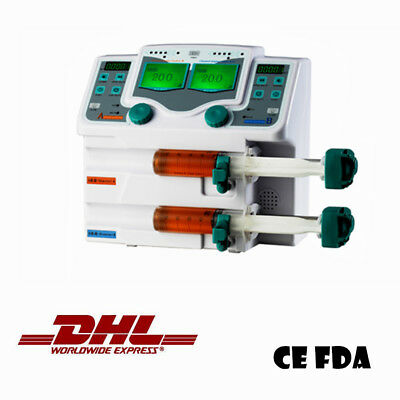 Best Medical Digital Injection/Syringe Double Pump Compact Pump Superposition