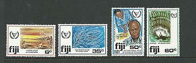 1981 Disabled set of 4 SG 608-611 Complete MUH/MNH as Issued