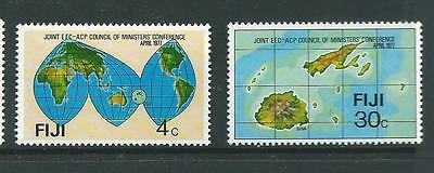1977 ECC - ACP Conference set of 2 SG 530- 531 Complete MUH/MNH as Issued