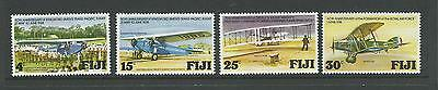 1978 Aviation Anniversaries Set of 4 SG 552 - 555  Complete MUH/MNH as Issued
