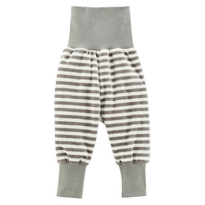 Living Crafts Baby/Kinder Hose gestreift Bio-Baumwolle
