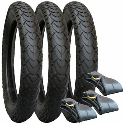 Phil And Ted Dash Tyre & Tube Set 12 1/2 X 1.75-2.1/4 Posted Free 1St Class