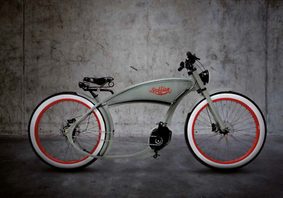 THE RUFFIAN BY Ruff-Cycles NEW | Bosch PerformanceCX 500Wh | Made in Germany