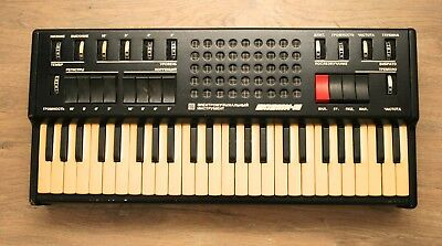 Vintage analog synthesizer Faemi-M Soviet