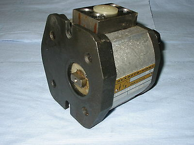 Rexroth Group 2 Hydraulic Gear Pump 2nd Stage 4cc