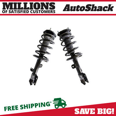 Auto Shack Front Complete Strut Spring Assembly Pair