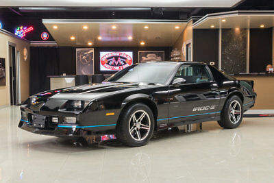 1989 Chevrolet Camaro IROC Z28 12k Actual Mile IROC Z28! Clean History, 2 Owners, Full #s Match, Documented!