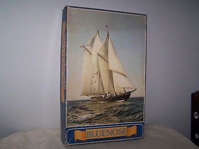 Vintage 1977 Bluenose Boardgame With All The Parts In Great Condition