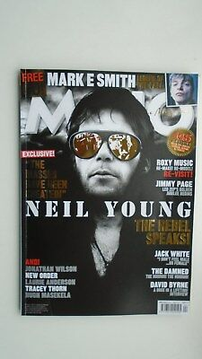 Mojo April 2018 current issue with cd no. 293