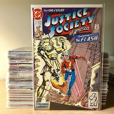 Justice Society of America / JSA Comic lot, 63 Issues