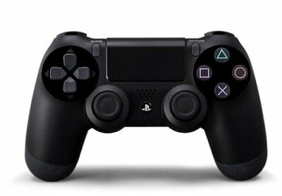Sony PlayStation DualShock 4 Black GENUINE DISPATCHING TODAY BY 2 PM