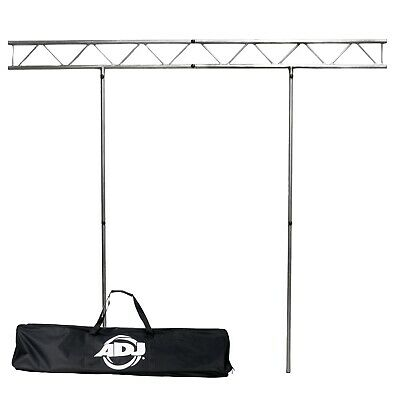 American DJ Pro Event Table Booth IBeam Truss Segment for Hanging Light Fixtures