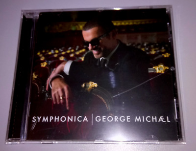 George Michael Symphonica CD OFFICIAL UK Release UNPLAYED Wham