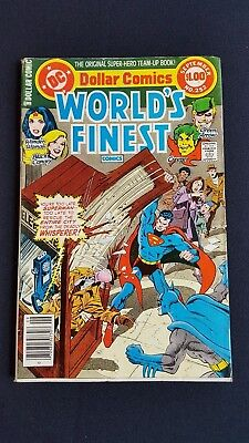 World's Finest Comics #252 84 Pages: Wonder Woman, Black Canary, Green Arrow