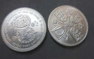 GREAT BRITAIN 2 Coins