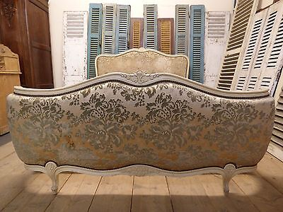 Vintage French King Size Bed - fd124
