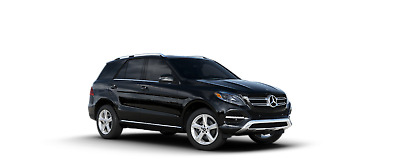 2017 Mercedes-Benz Other GLE350 2017 Mercedes-Benz GLE-Class  Less than 500 miles, Loaded