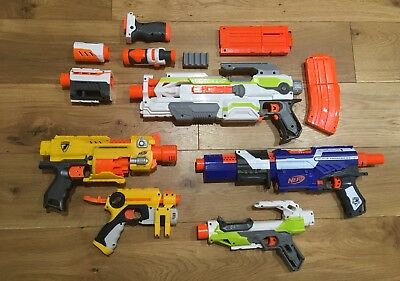 Our Arsenal Reviews | Blaster Labs