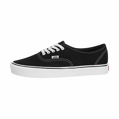 956529052ae VANS Authentic Lite Classic Clash Palm Trees Black ShoesMens Size 7.5   Womens  9.