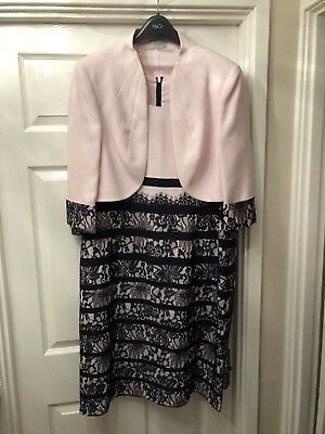 Condici Navy & Pink Wedding Outfit