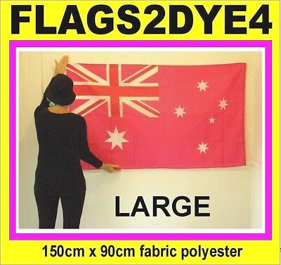 Australian flag hot pink includes AUSTRALIA POST TRACKING